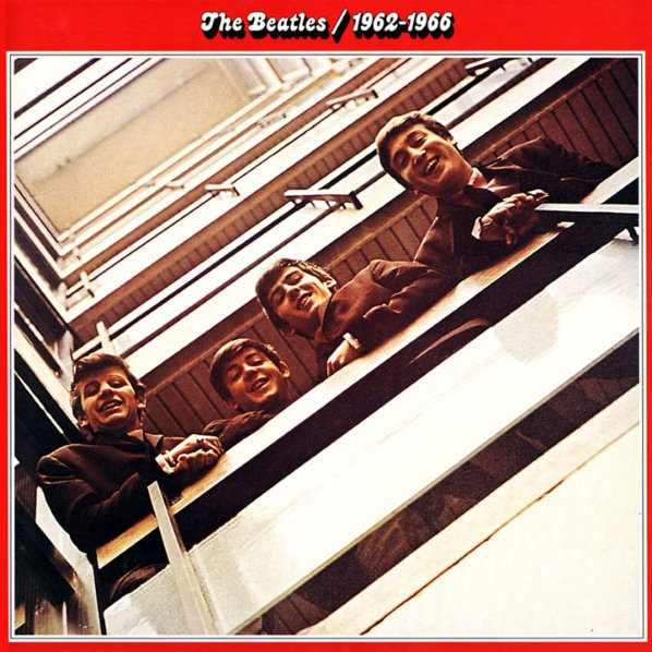 The Beatles – 1962–1966 (2 LP) фото