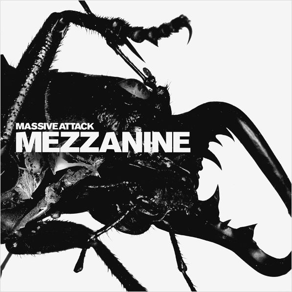 Massive Attack – Mezzanine (2 LP) massive attack massive attack no protection