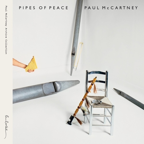 Paul Mccartney – Pipes Of Peace (2 LP) paul kalkbrenner paul kalkbrenner guten tag 2 lp