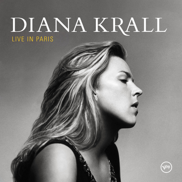 Diana Krall – Live In Paris (2 LP) zaz – paris 2 lp