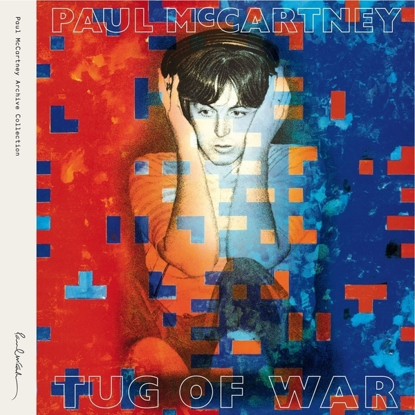 Paul Mccartney – Tug Of War (2 LP) tug of war