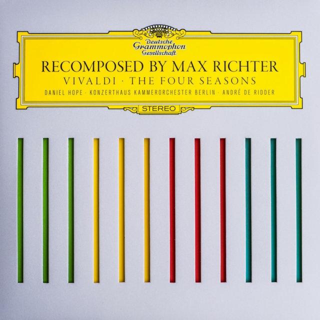 Max Richter – Recomposed by Max Richter: Vivaldi. The Four Seasons (2 LP)Recomposed by Max Richter: Vivaldi. The Four Seasons – альбом 2012 года неоклассического композитора Макс Рихтера, выпущенный 31 августа 2012 года на Universal Classics and Jazz (Германия), подразделении Universal Music Group и Deutsche Grammophon<br>
