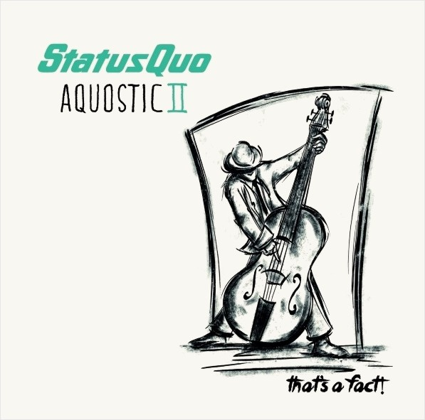 Status Quo – Aquostic II: That's A Fact! (2 LP) status quo status quo original albums 4 cd