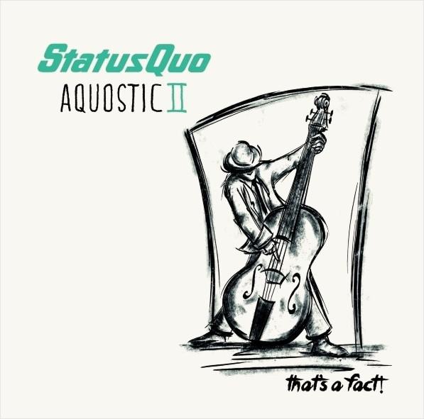 Status Quo – Aquostic II: That's A Fact! (2 LP)Aquostic II: That's A Fact – продолжение весьма успешного альбома 2014 года «Aquostic – Stripped Bare». На Aquostic II представлено множество классических хитов группы – узнаваемых, но в то же время по-новому переработанных.<br>