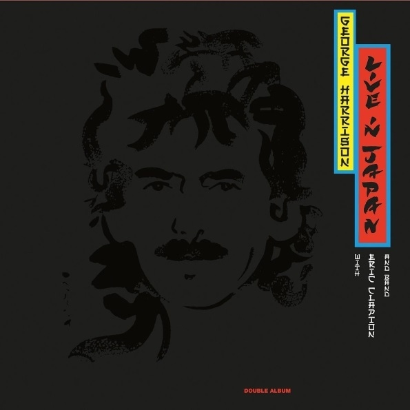 George Harrison – Live In Japan (2 LP) chris wormell george and the dragon