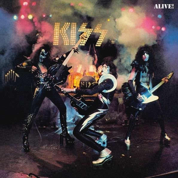Kiss – Alive! (2 LP) kiss kiss rocks vegas 2 lp dvd