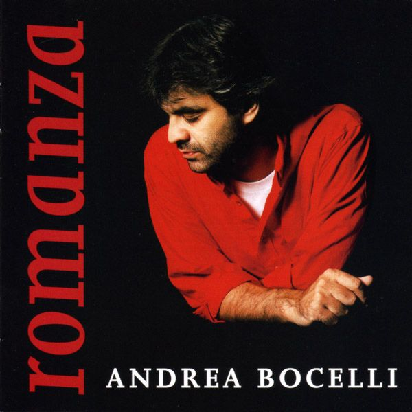 Andrea Bocelli – Romanza (2 LP) andrea bocelli andrea bocelli my christmas 2 lp 180 gr
