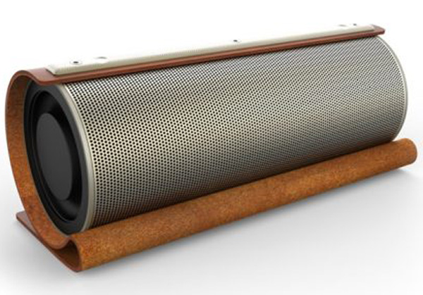 Портативная беспроводная колонка LoftSound GZ-22 (коричневый)Беспроводная акустическая система LoftSound GZ-22 подключается по Bluetooth или NFC  к любому цифровому устройству и выдает отличный звук на частоте до 18 000 Гц. Функция 3D Stereo Sound обеспечивает эффект объемного звука. В динамик встроен аккумулятор 2200 мАч, который позволяет работать в активном режиме до 10 часов и сократить время зарядки до 5 часов.<br>