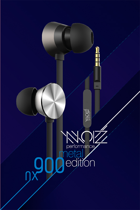 Гарнитура NOIZ Performance NX-900 Gunmetal Grey цены онлайн