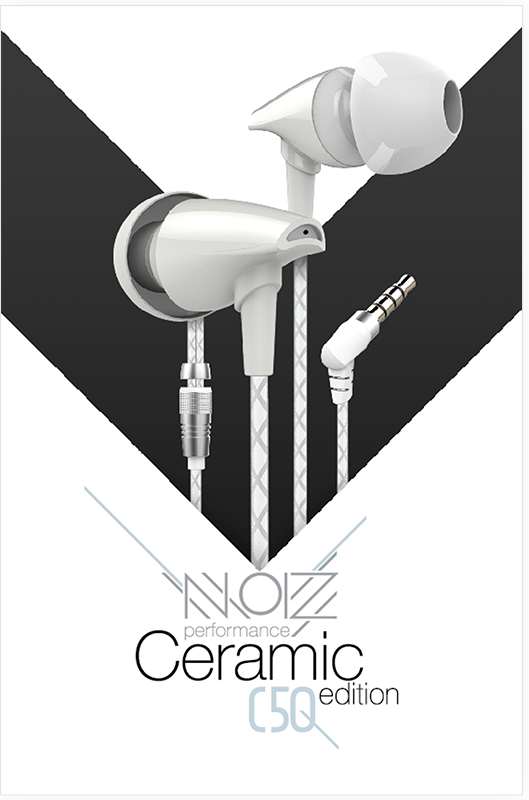 Гарнитура NOIZ Performance Vocal C-50 Ceramic White цены онлайн