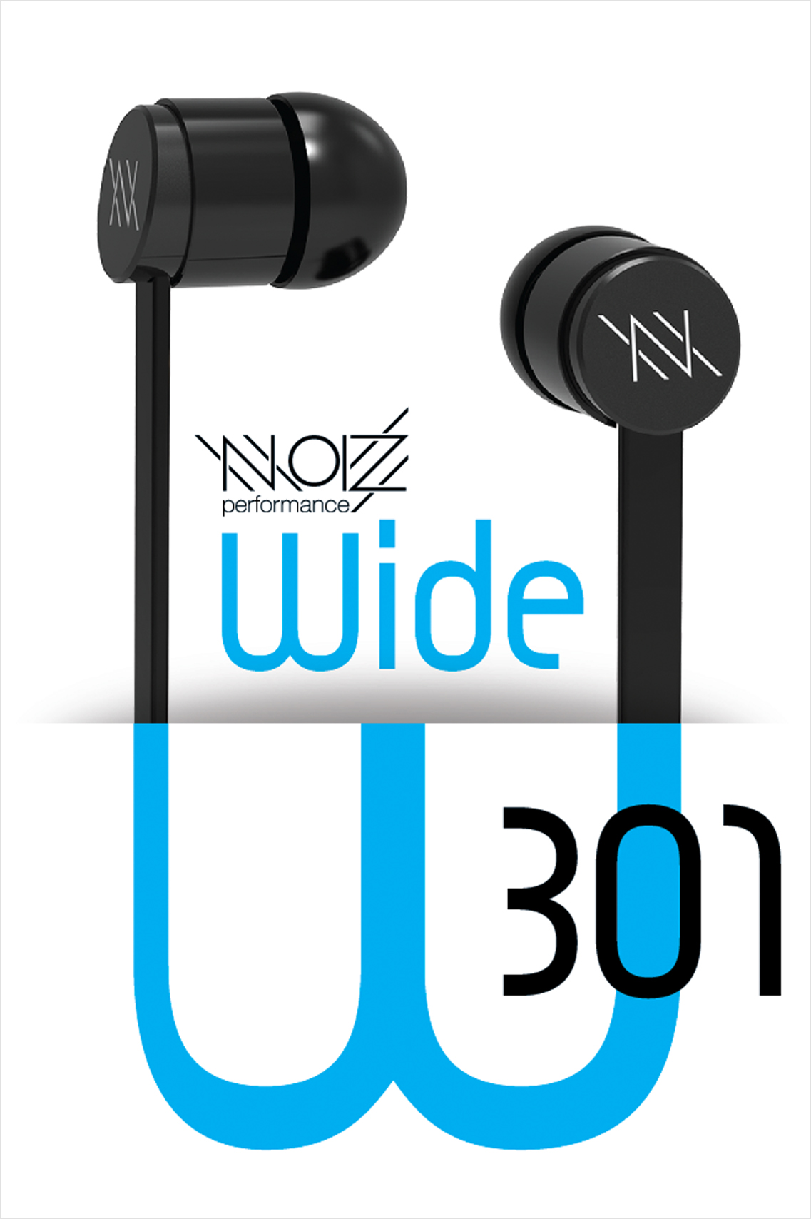 Гарнитура NOIZ Performance W-301 Wide Jet Black цены онлайн