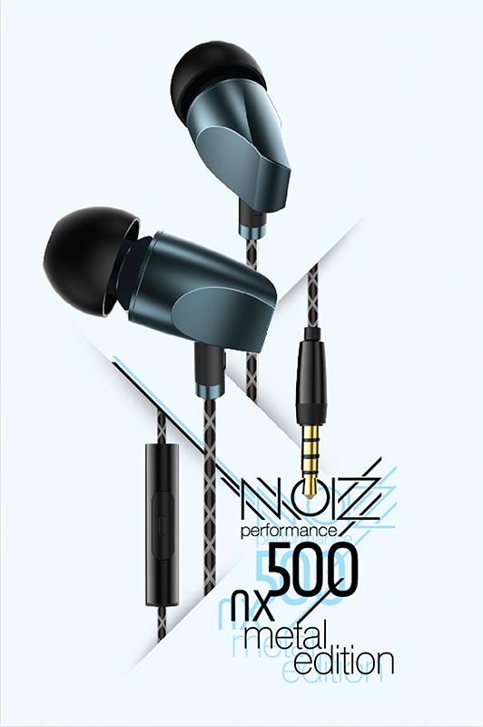 Гарнитура NOIZ Performance NX-500 Gunmetal GreyНаушники NOIZ Performance NX-500 Gunmetal Grey предназначены для обеспечения плоского звука с высоким разрешением с точным стереоизображением при любом уровне звукового давления и для точного воспроизведения каждого нюанса исходного сигнала с максимально возможной точностью. Они легкие, удобные и долговечные. Длительные слушания &amp;ndash; это удовольствие. 10-миллиметровый драйвер производит чистую и естественную звуковую сцену.<br>