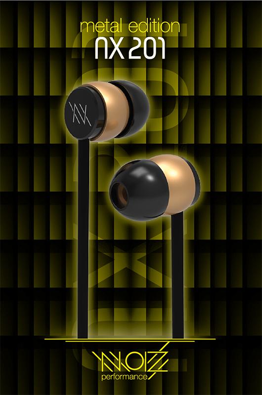 Гарнитура NOIZ Performance NX-201 GoldНаушники NOIZ Performance NX-201 Gold предназначены для создания красивого реалистичного звука с точным стереоизображением при любом уровне звукового давления и для точного воспроизведения каждого нюанса исходного сигнала с максимально возможной точностью. Они модные, легкие, удобные и долговечные. 10-миллиметровый драйвер производит чистую и естественную звуковую сцену.<br>