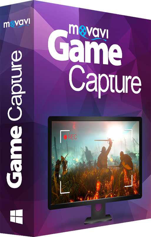 Movavi Game Capture 5. Бизнес лицензия [Цифровая версия] (Цифровая версия) capture