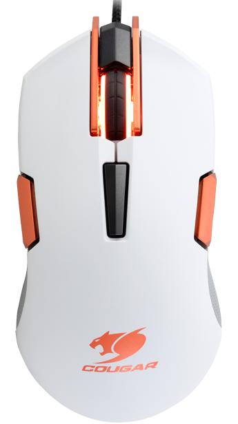Мышь Cougar 250M проводная оптическая игровая для PC (белая)Игровая мышь Cougar 250M &amp;ndash; старшая модель доступной 200-й серии, при этом мышка не теряет главных премиум-функций и расширенных возможностей, необходимых геймерам.<br>