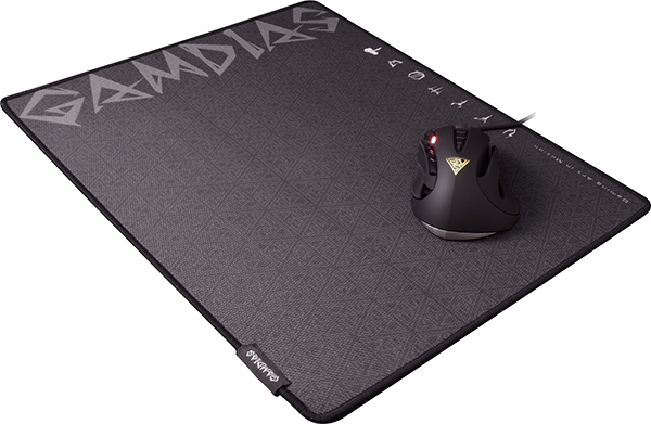 Коврик для мыши Gamdias Speed для PC (M)Игровой коврик Gamdias Speed подойдет для шутеров. Gamdias Speed отличное решение для мышек как с оптическим так с лазерным сенсором.<br>