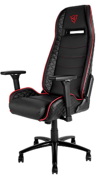 Геймерское кресло ThunderX3 TGC40-BRСозданное для игры и работы кресло ThunderX3 TGC40-BR &amp;ndash; это уникальный дизайн, абсолютный комфорт в течение всего дня, черная мягкая надежная экокожа и металлическая рама.<br>