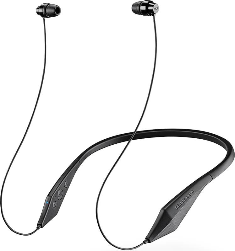 Bluetooth гарнитура Plantronics BackBeat 100 (черная)Bluetooth гарнитура Plantronics BackBeat 100 &amp;ndash; незаменимое мобильное устройство, которое всегда с вами, с легкими наушниками, надежно закрепляемыми вокруг шеи. Удобные оповещения и функции управления одним касанием позволяет вам с легкостью переключаться между музыкой и вызовами.<br>