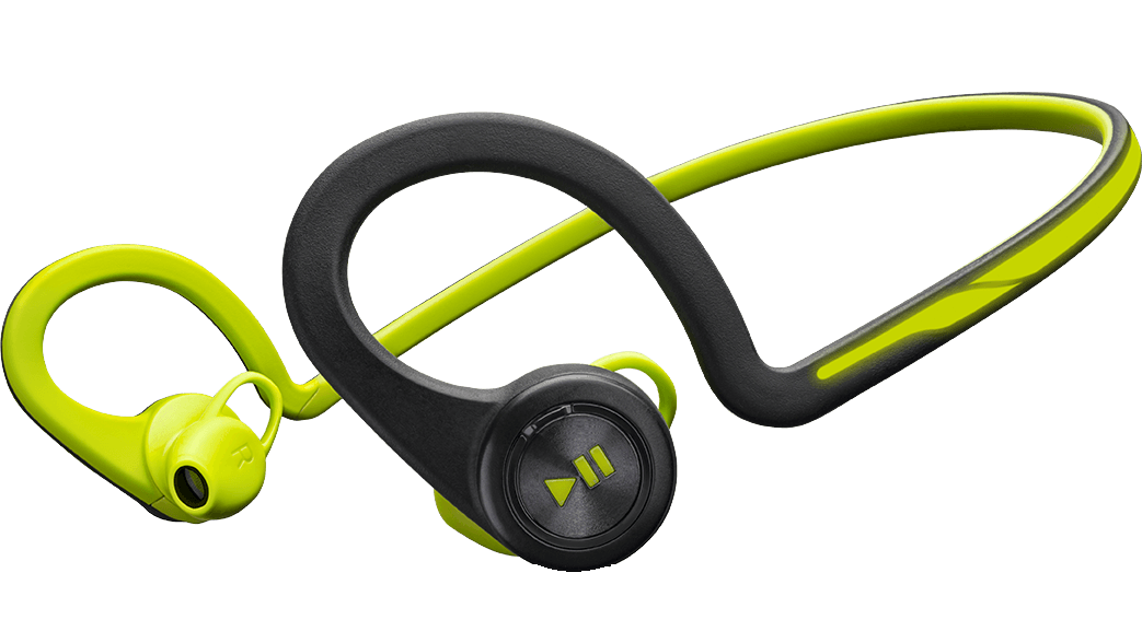 Bluetooth гарнитура Plantronics BackBeat FIT (зеленая)