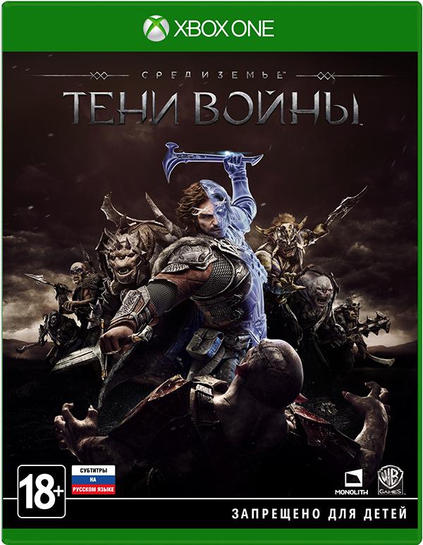 Средиземье: Тени войны (Middle-earth: Shadow of War) [Xbox One]Закажите игру Средиземье: Тени войны до 17:00 часов 6 октября 2017 года и получите 170 дополнительных бонусов на карту.<br>
