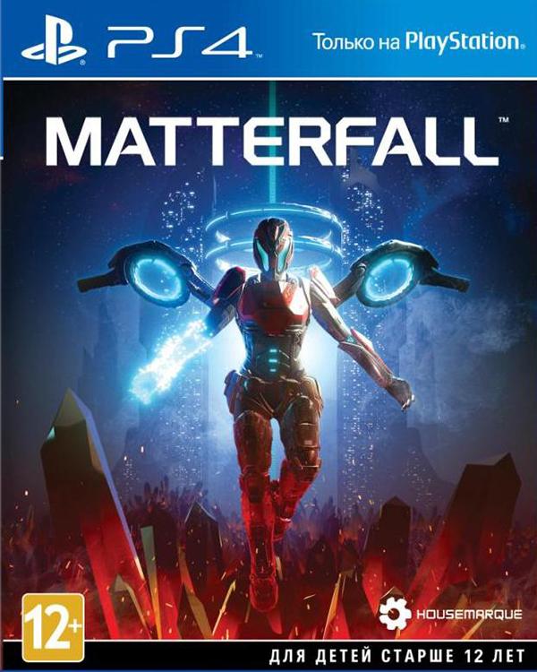 Matterfall [PS4]В игре Matterfall перенеситесь в вертикальные города отдаленного будущего и начните борьбу за контроль над загадочной «умной материей», которая наводняет ваш мир и порождает целые орды многочисленных врагов.<br>