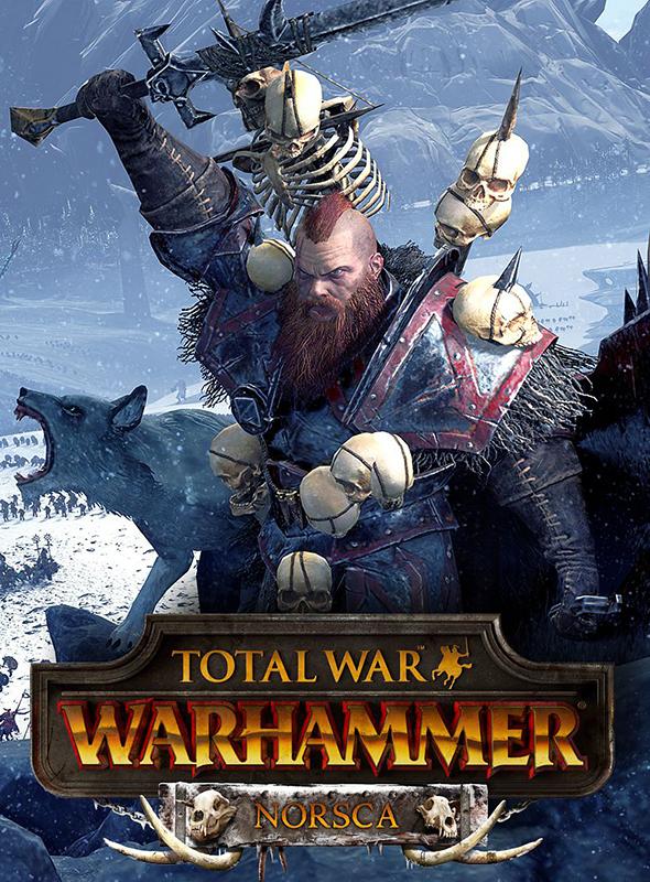 Total War: Warhammer – Норска (Norsca). Дополнение (Цифровая версия) total war warhammer набор рас воины хаоса цифрова верси