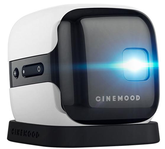 Мини-кинотеатр для всей семьи CINEMOOD StorytellerМини-кинотеатр для всей семьи CINEMOOD Storyteller &amp;ndash; это безопасная альтернатива телевизору и планшету. Превратите любую поверхность в экран и возродите традицию семейного кинопросмотра.<br>