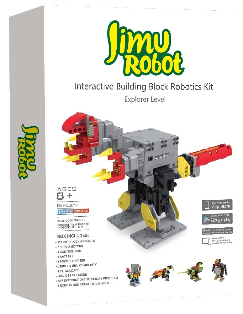 Робот-конструктор Jimu Explorer