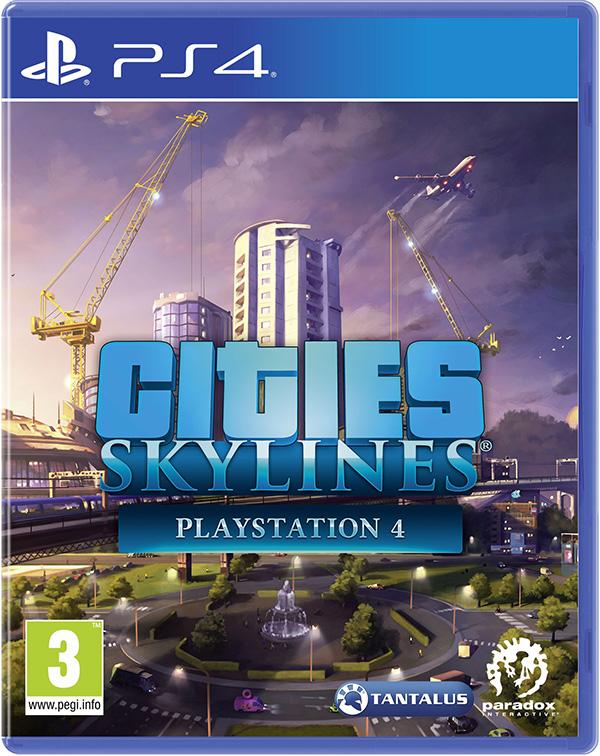 Cities: Skylines [PS4]Cities: Skylines предлагает по-новому взглянуть на классический жанр градостроительного симулятора.<br>