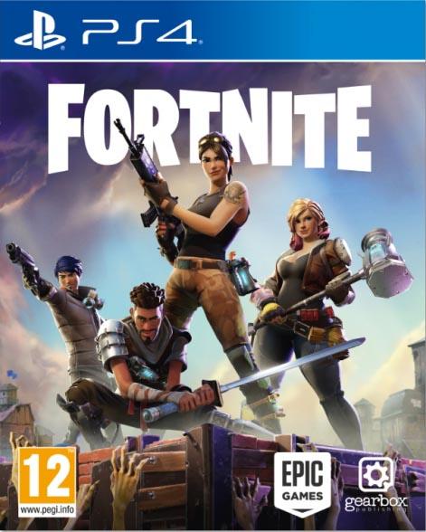 Fortnite [PS4]В игре Fortnite буря обрушилась на нашу планету без предупреждения и мгновенно убила 98% мирового населения.<br>