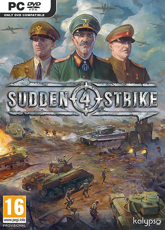 Sudden Strike 4 [PC, Цифровая версия] (Цифровая версия)