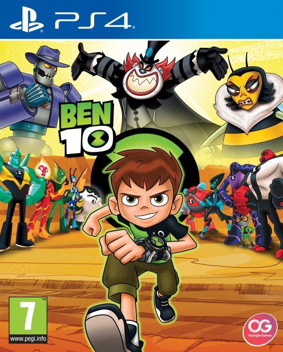 Ben 10 [PS4]