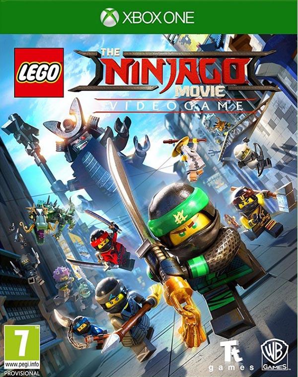 LEGO: Ниндзяго Фильм: Видеоигра [Xbox One]
