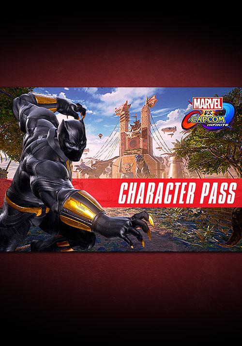 Marvel vs. Capcom: Infinite. Character Pass  [PC, Цифровая версия] (Цифровая версия)