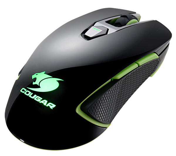 Мышь Cougar 450M проводная оптическая игровая для PC (черная)Не нужно жертвовать функциональностью ради удобства &amp;ndash; симметричная мышка Cougar 450M обеспечит игрока всем необходимым.<br>