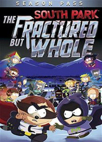 South Park: The Fractured but Whole. Season Pass  [PC, Цифровая версия] (Цифровая версия)