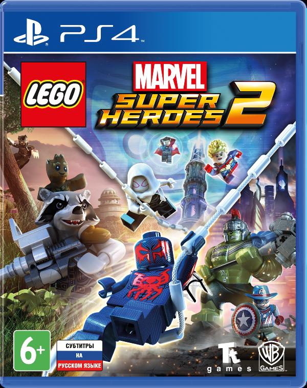 LEGO Marvel Super Heroes 2 [PS4]LEGO Marvel Super Heroes 2 – это продолжение знаменитого хита и совершенно новое наполненное фирменным юмором LEGO приключение!<br>