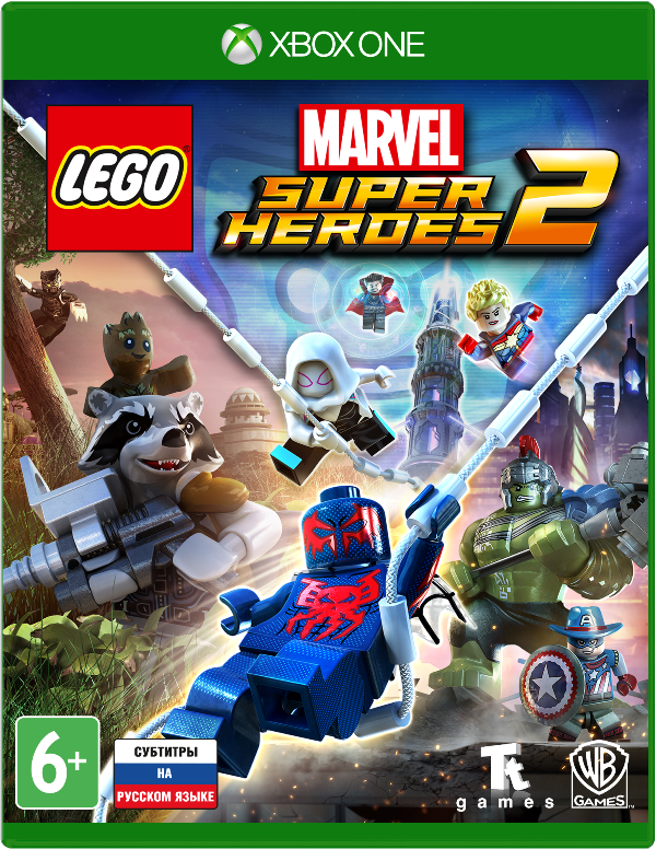 LEGO Marvel Super Heroes 2 [Xbox One] конструктор lego marvel super heroes атака опустошителя 76079