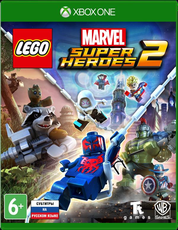 LEGO Marvel Super Heroes 2 [Xbox One]LEGO Marvel Super Heroes 2 – это продолжение знаменитого хита и совершенно новое наполненное фирменным юмором LEGO приключение!<br>