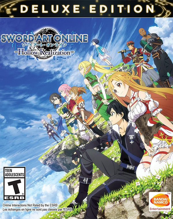 Sword Art Online: Hollow Realization. Deluxe Edition [PC, Цифровая версия] (Цифровая версия) элтон джон elton john goodbye yellow brick road deluxe edition 2 cd