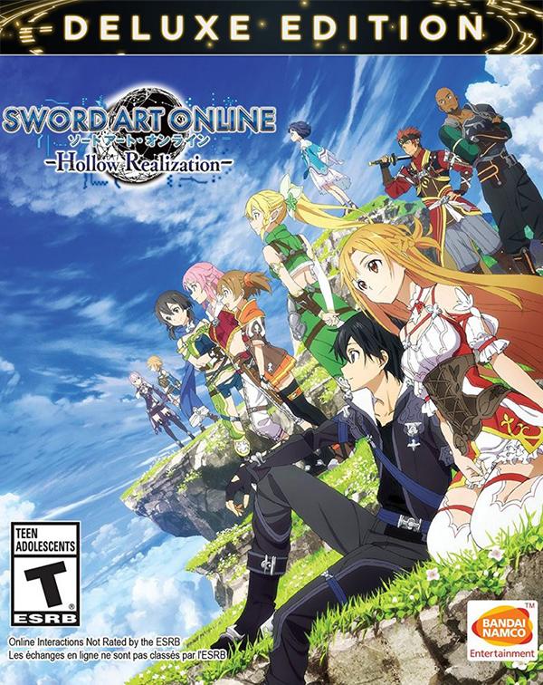 Sword Art Online: Hollow Realization. Deluxe Edition (Цифровая версия)В 2026 году выходит новая игра в жанре VRMMORPG – Sword Art: Origin. Это определенно не та игра, из которой Кирито когда-то вырвался…<br>