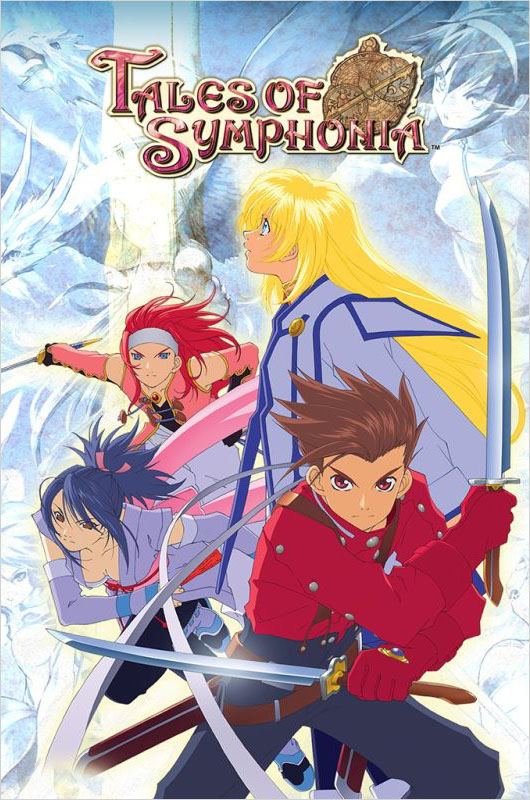 Tales of Symphonia  (Цифровая версия) tales of symphonia unisonant pack japanese version [playstation 3]