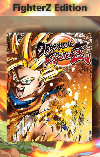 Dragon Ball Fighter Z. FighterZ Edition  (Цифровая версия) eset nod32 антивирус platinum edition 3 пк 2 года