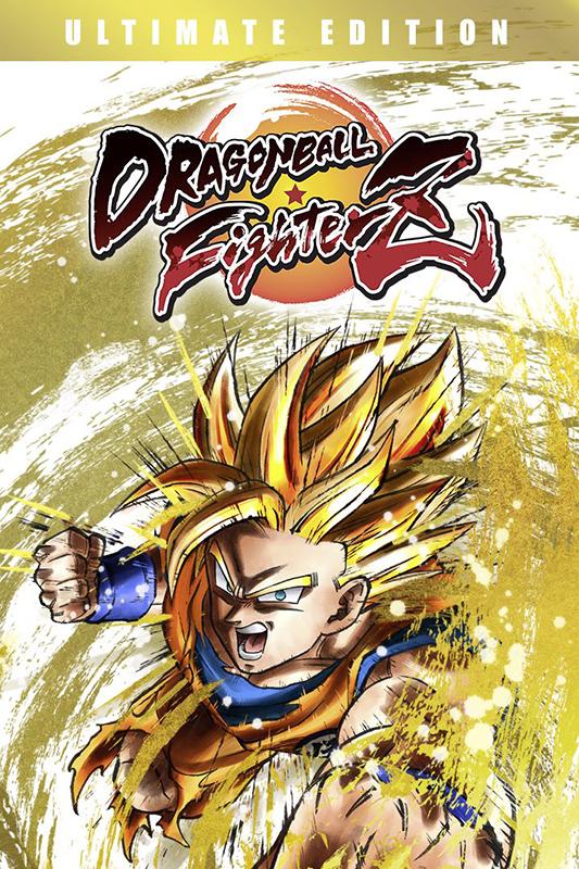 Dragon Ball Fighter Z. Ultimate Edition  (Цифровая версия)