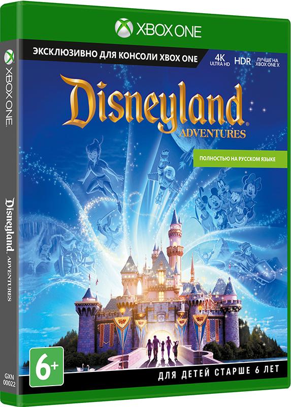 Disney Adventures: 4K. Ремастеринг [Xbox One] rush a disneyžpixar adventure игра для xbox one