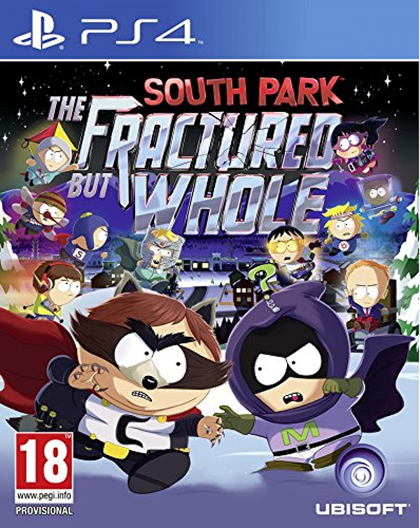 SouthPark: The Fractured but Whole [PS4] south park the fractured but whole gold edition цифровая версия