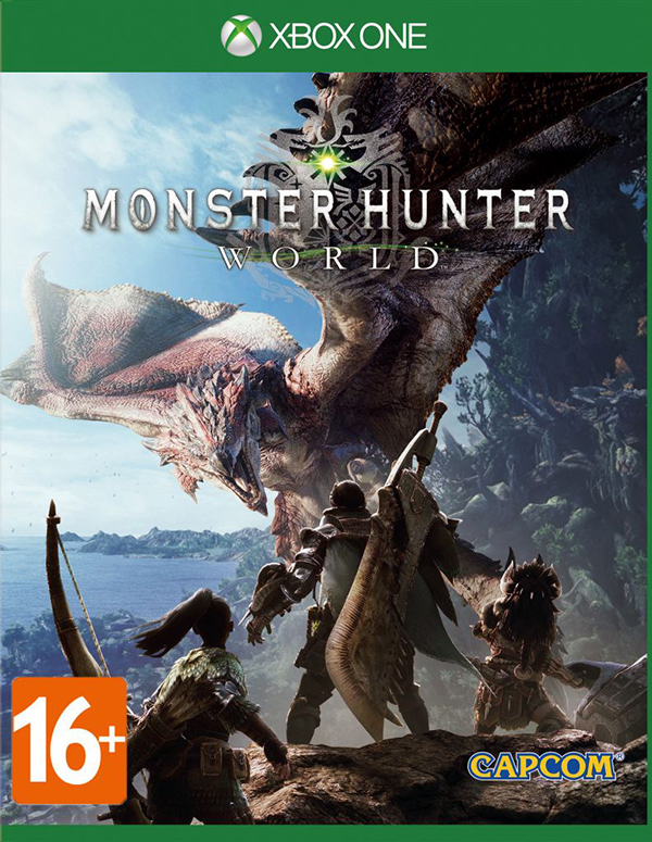 Monster Hunter: World [Xbox One] фото