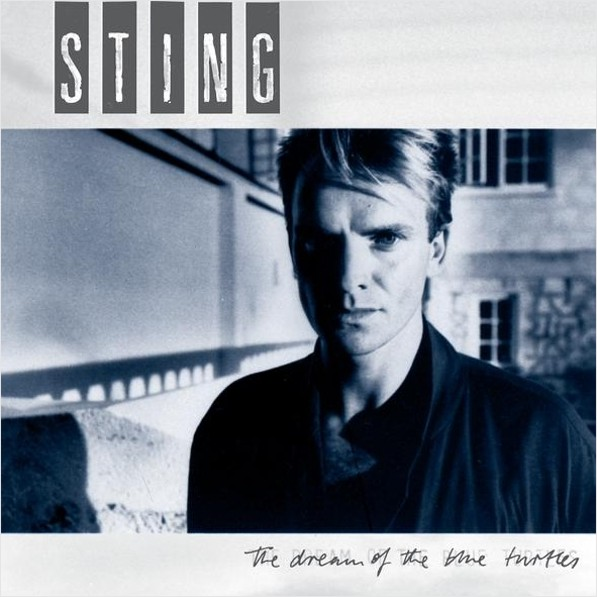 Sting – The Dream of the Blue Turtles (LP) sting sting the complete studio collection 16 lp