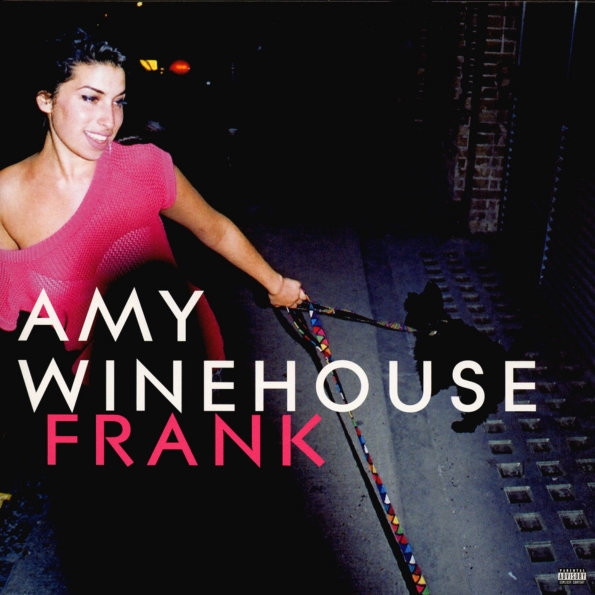 Amy Winehouse – Frank (LP)Виниловое переиздание дебютного альбома Frank британской певицы Amy Winehouse. Пластинка вышла в 2003 году и занял 13 строчку британского чарта.<br>