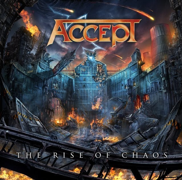 Accept – The Rise Of Chaos (2 LP) the jayhawks the jayhawks sound of lies 2 lp